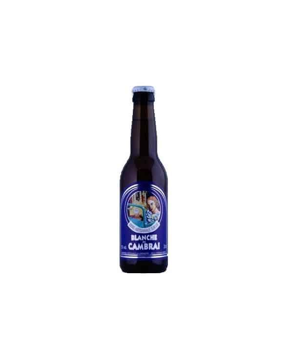 Bière La Blanche de Cambrai 33cl