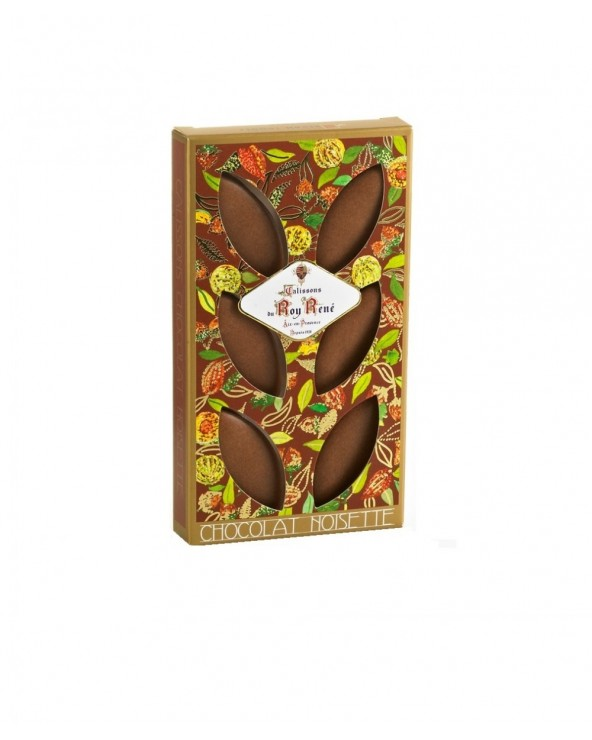 Calissons d'Exception Chocolat Noisette 60g