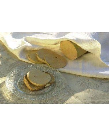 Foie Gras de Canard entier mi-cuit Façon Torchon 250g