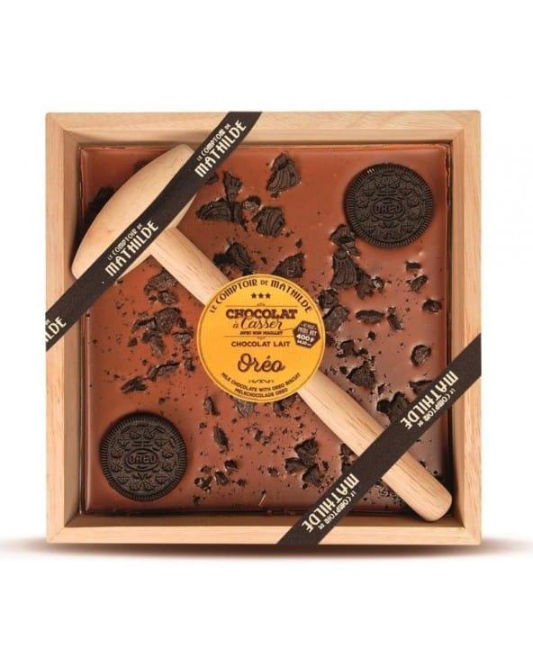 Chocolat à Casser Oréo 400g