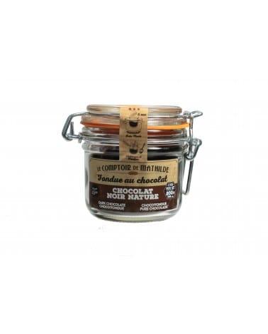 Choco'fondue Chocolat noir 200g