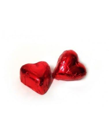 Coeur en chocolat x3