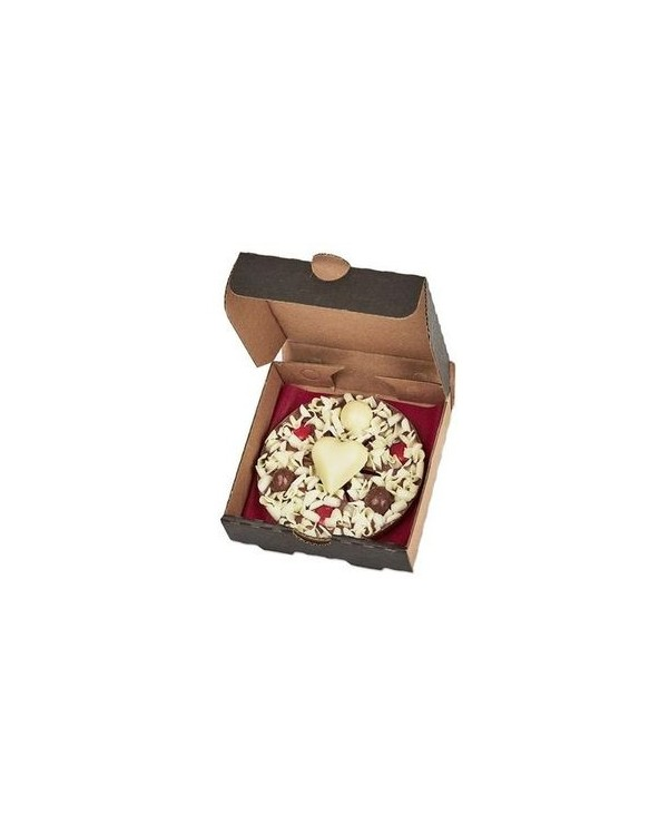Mini Pizza Chocolat Lait Amour 70g
