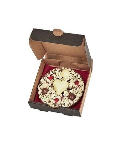 Mini Pizza Chocolat Lait Amour 70g