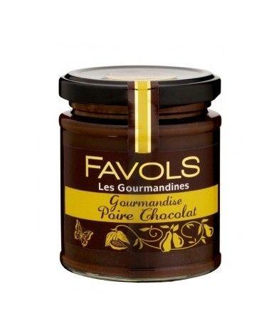 Gourmandise Poire Chocolat 220g