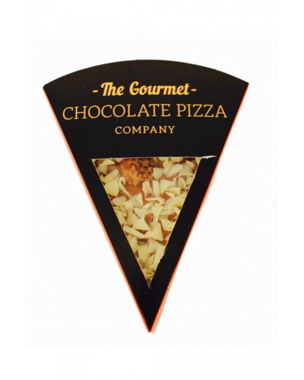 Part de Pizza Chocolat Croustillante & Croquante 50g