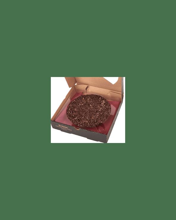 Mini Pizza Fleur de Sel & Eclats de Cacao 10cm