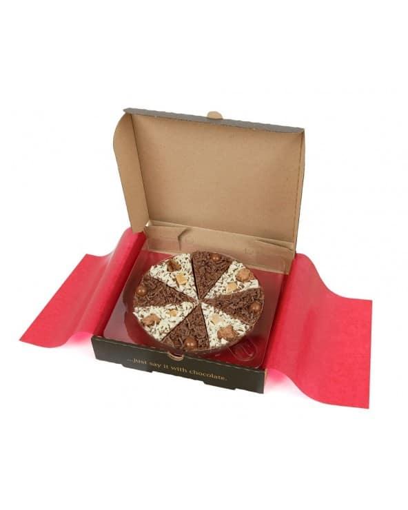 Pizza Chocolat Double Délice 18cm