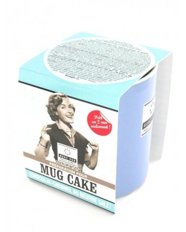 Mug Cake Chocolat Caramel Beurre Salé 80g