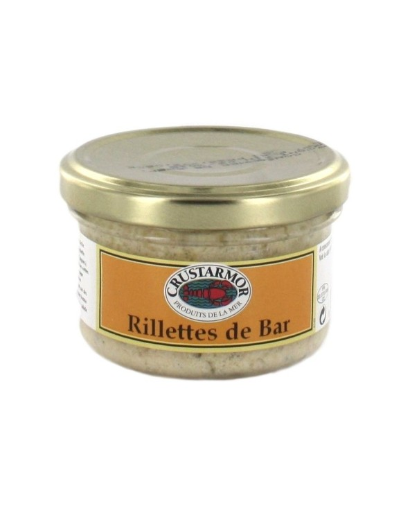 Rillettes de Bar 90g
