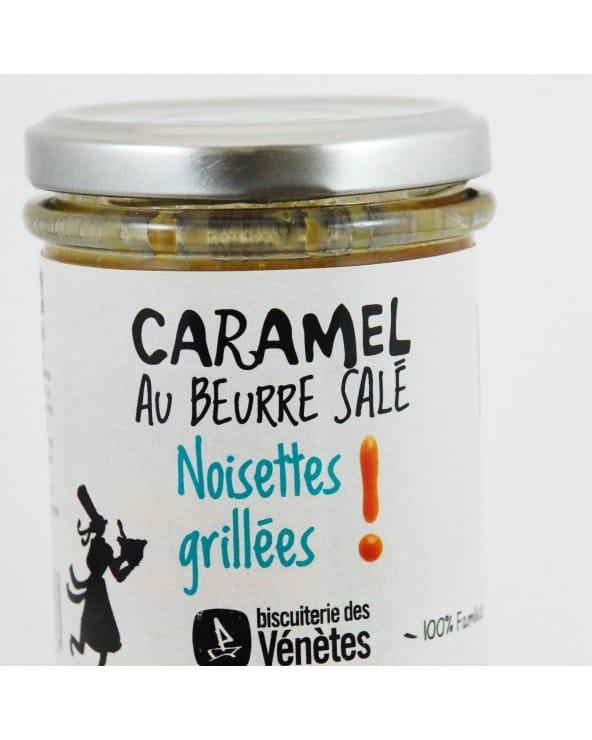 Crème de Kar'Amel aux Noisettes Grillées 200g