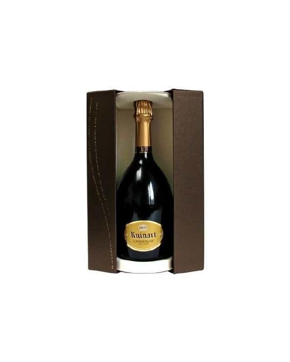 Coffret champagne Ruinart brut 75cl