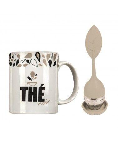 Coffret Tasse de thé + Infuseur