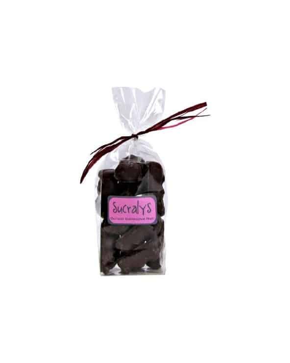 Ourson guimauve noir 100g
