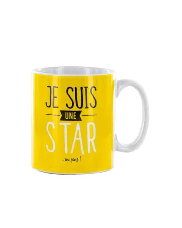 """Mug """"Je suis"""""""