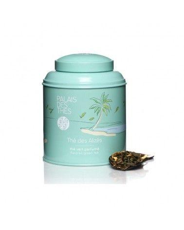 Boîte à thé Des Alizés