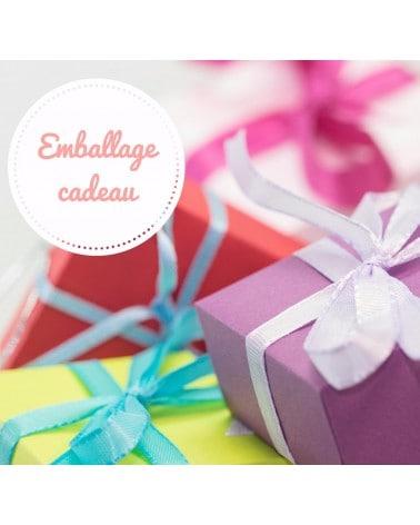 Panier gourmand emballage cadeau