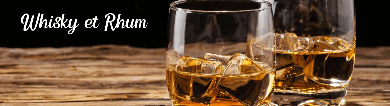 Whisky - Rhum