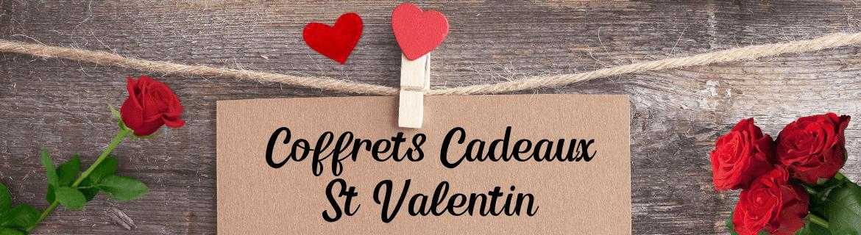 Cadeaux gourmands Saint Valentin