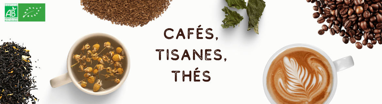 Tisanes et Thés Bio