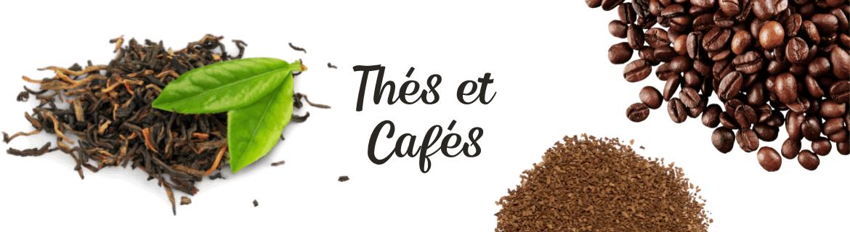 Thés et Cafés - Epicerie Fine du Quotidien - Halte Gourmande