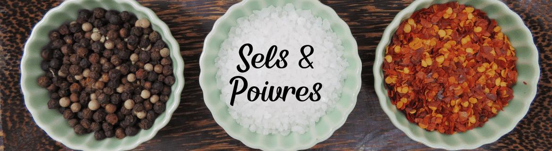 Sels et Poivres Epicerie Fine - Les Indispensables du quotidien - Halte Gourmande