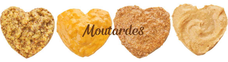 Moutardes