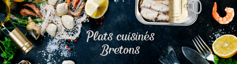 Plats cuisinés Bretons