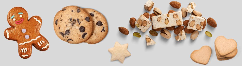 Biscuits - Gâteaux - Pains d'épices