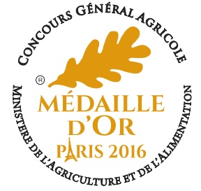 medaille d'or agricole