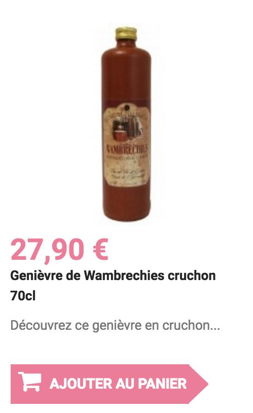 genièvre-de-wambrechies