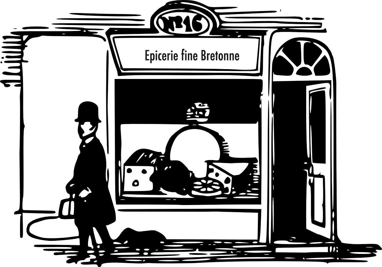 epicerie fine bretonne