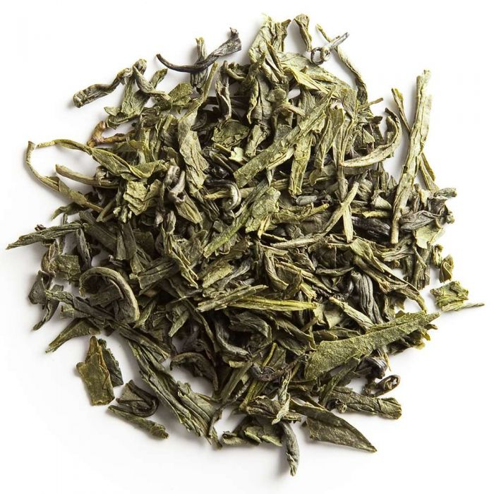 thé vert fleur de geisha